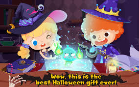 halloween changing background candy u0027s halloween android apps on google play