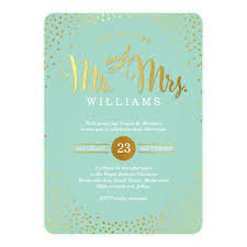 wedding invitations minted wedding invitation templates mint green luxury mint and gold