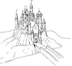 castle colouring pages princess castle coloring pages 20516