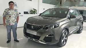 peugeot car price in malaysia first look 2017 peugeot 3008 suv in malaysia u2013 rm143k rm156k