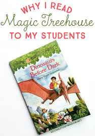 Magic Treehouse - why i read magic treehouse to my students second story window