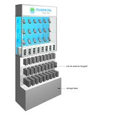 Mobile Phone Storage Cabinet Mobile Phone And Electronics Display Cabinets Creative Displays