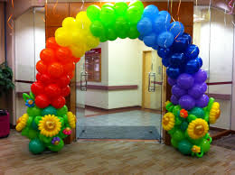balloon arrangements for delivery balloon decorations on arch bouquet delivery and