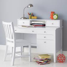 Childrens Desks With Hutch The Land Of Nod Dressers White Desk Hutch In
