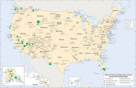 Sequoia National Park Map Us National Parks Map For Alluring Thefoodtourist