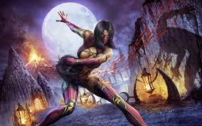 free mortal kombat x mileena hd wallpaper because thedesktop