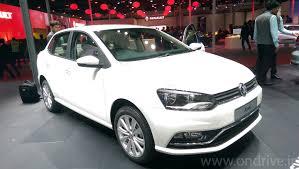 volkswagen ameo price volkswagen ameo compact sedan with cruise control u0026 rain sensing