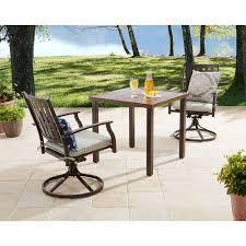 small patio dining set outdoorlivingdecor