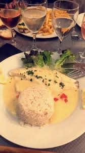 colin cuisine colin sauce citron picture of restaurant des remparts malo