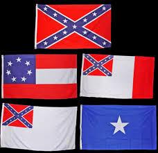 Bonny Blue Flag Confederate Flags Set 1