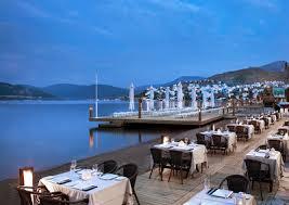 divan hotel bodrum iskele restaurant seaside dining divan bodrum hotel