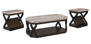 3 piece radilyn coffee table set by ashley home gallery stores