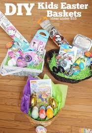 easter baskets for kids diy kids easter baskets 25 gublife