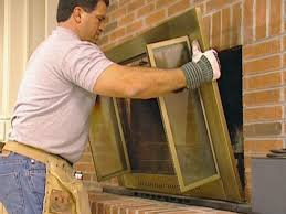 Where To Buy Fireplace Doors by How To Create A Fireplace Mantel How Tos Diy
