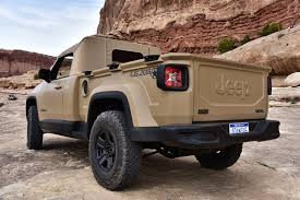 concept jeep truck 50th easter jeep safari jeep concept vehicles quadratec