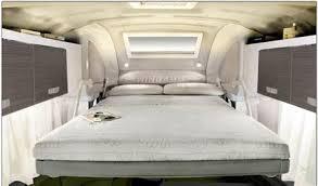 happijac bed happijac bed lift optional double bunk mirage trailer rv drop