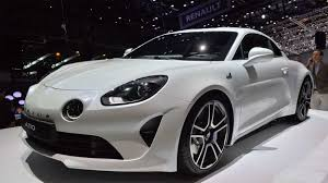 2017 alpine a110 interior 2018 2019 new renault alpine a110 u2013 the revived sports car alpina