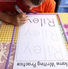 the 25 best tracing names ideas on pinterest preschool learning