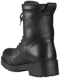 motorcycle rain boots tourmaster coaster wp cruiser motorcycle boots leather waterproof