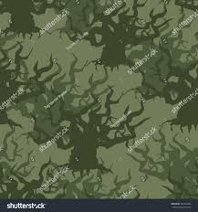 army pattern clothes military camouflage background old trees protective stock vector