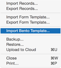tap forms organizer database app for mac iphone and ipad