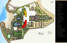 resort floor plan resort master plan fairmont marina residences abu dhabi