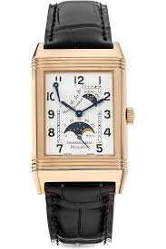pre owned jaeger lecoultre reverso night and day manual 2752420