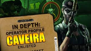 siege mcdonald rainbow six siege in depth operator profile caveira
