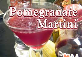 cosmopolitan martini recipe pomegranate martini recipe pomegranate drink recipes thefndc