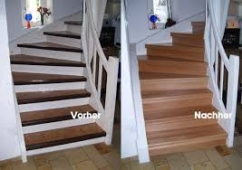 treppe belegen treppenrenovierung in regensburg holztreppen haustreppen