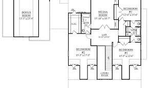 19 unique upstairs house plans building plans 43299