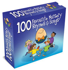Box Songs 100 Favourite Nursery Rhymes Songs 3cd Box Set Duke