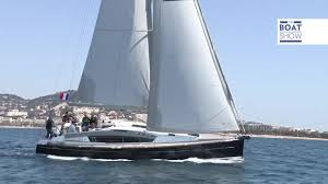 sun odyssey 41 ds jeanneau boats ita jeanneau sun odyssey 44ds review the boat show youtube