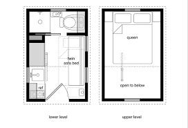 Tiny House Floor Plans 8x12
