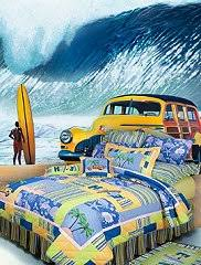 Girls Hawaiian Bedding by Surfer Theme Bedroom Ideas Surf Theme Bedroom Surfing Theme