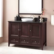 Refinish Vanity Cabinet 48