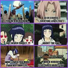 Hinata Memes - another reason they ended up together naruto know your meme