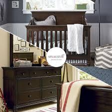 smart stuff paula deen kids guys 2 piece nursery set crib and