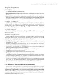 chapter 6 assessment of industry needs gap analysis for railroad