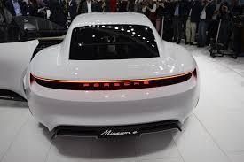 porsche mission price future cars 2020 porsche mission e takes game right into tesla u0027s face