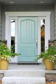 Painting Exterior Doors Ideas Best 25 Mint Door Ideas On Pinterest Mint Paint Colors Inside