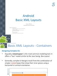 layout xml nfe 3 1 android xml layouts page layout android operating system