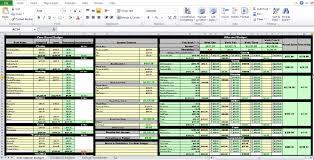 Complete Budget Worksheet Personal Budget Worksheet Excel Excel Tmp