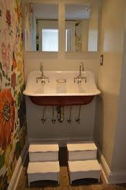 completed kids u0027 bathroom a farmhouse reborn