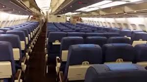 A340 Seat Map Philippine Airlines A340 300 Cabin Walkthrough Youtube