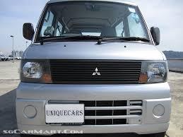 mitsubishi minicab van car picker white mitsubishi minicab