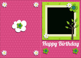 free templates for birthday cards resume builder