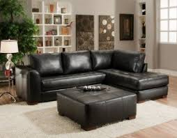 Small Leather Sofa With Chaise Foter - Small leather sofas for small rooms