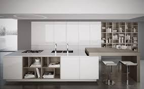 cuisine moderne ilot ilot de cuisine 20 photo de cuisine moderne design contemporaine