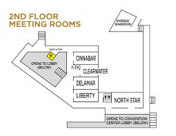 Boise Greenbelt Map Meeting Room Layout Riverside Hotel